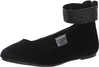 حذاء باليه مسطح للفتيات من NINE West FLOYCEE
