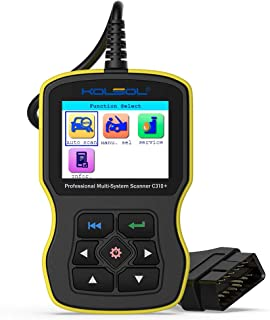 KOLSOL C310 Full System Scan Tool Code Scanner Full ECU Diagnosis Free Update Online