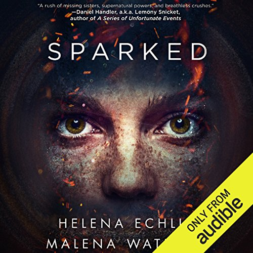 Sparked audiobook cover art