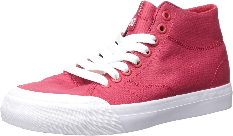 DC Women's Evan Hi Zero Tx Se Skate Shoe