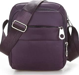 Crossbody Bag,Wallet,Purs,Waist Pack,Adjustable Strap,Canvas Handbag,Multi-Pocket Crossbody Purse