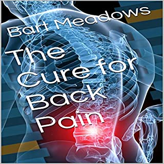 The Cure for Back Pain cover art
