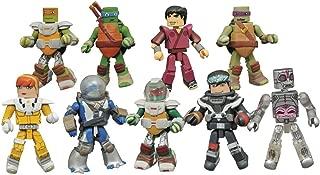 Teenage Mutant Ninja Turtles Minimates Series 5 Display Box of 18 blind bagged 2