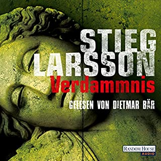 Verdammnis audiobook cover art