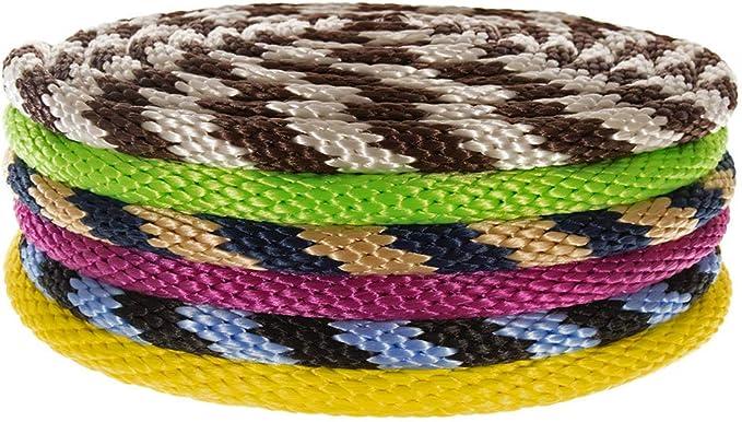 3Pc Assortiment Couleur 50 m Corde polypropylène solide décorative fil//String//Roll