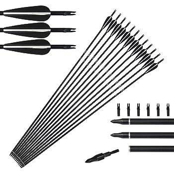 Archery accessories Arrow Archery 3D super plastic nocks for carbon Hunting Nock