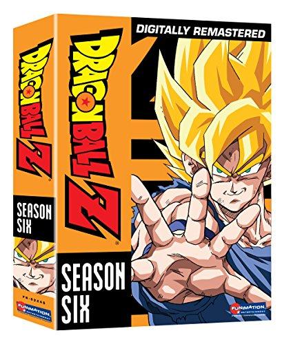 Dragon Ball Z - Season 6 (Cell Games Saga)