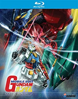 Mobile Suit Gundam First Gundam Part 1 Collection