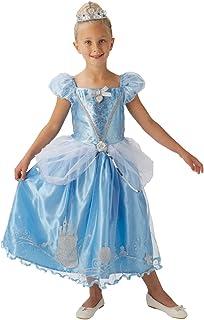 53f9c47fa1b Amazon.co.uk  Cinderella - Fancy Dress   Accessories  Toys   Games