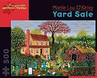 Yard Sale: 500 Piece Puzzle (Pomegranate Artpiece Puzzle)