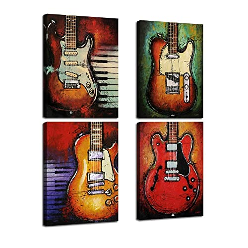 Guitar Art Amazon Co Uk