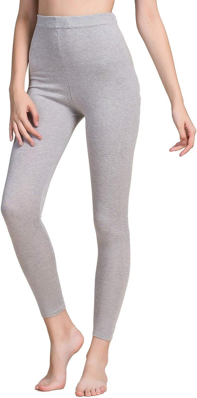 Paradise Silk Cashmere Silk Knit Women Sheer Thermal Pant Long Johns Bottom
