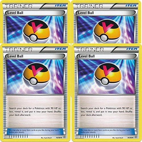 Pokemon Trainer Card Set - Level Ba…
