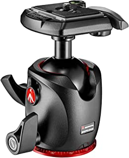 Manfrotto XPRO Magnesium Ball Head with 200PL Plate (MHXPRO-BHQ2),Black