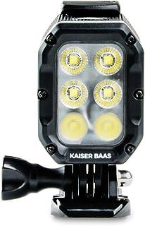 Kaiser Baas XSeries XBeam Waterproof Portable Light 1000 LED Lumens - Action Camera Accessories