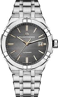 Maurice Lacroix - Reloj Automático Maurice Lacroix Aikon Gents, 42 mm, Brazalete de Acero, 20 ATM