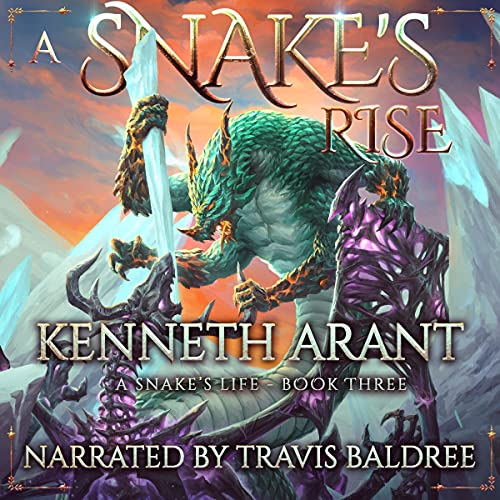 A Snake's Rise cover art