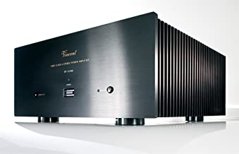 Vincent Audio - SP331 MK Hybrid Power Amplifier (Black)