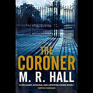 The Coroner  audiobook cover art
