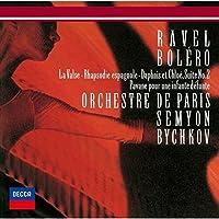 Ravel: Bolero. La Valse by Semyon Bychkov (2015-05-27)