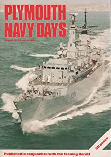 Plymouth Navy Days: August 29, 30 and 31, 1987