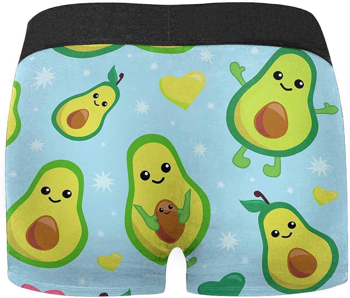 Novelty Design Men's Boxer Briefs Trunks Underwear