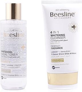 Beesline 4 in 1 Whitening Cleanser + Toner Free