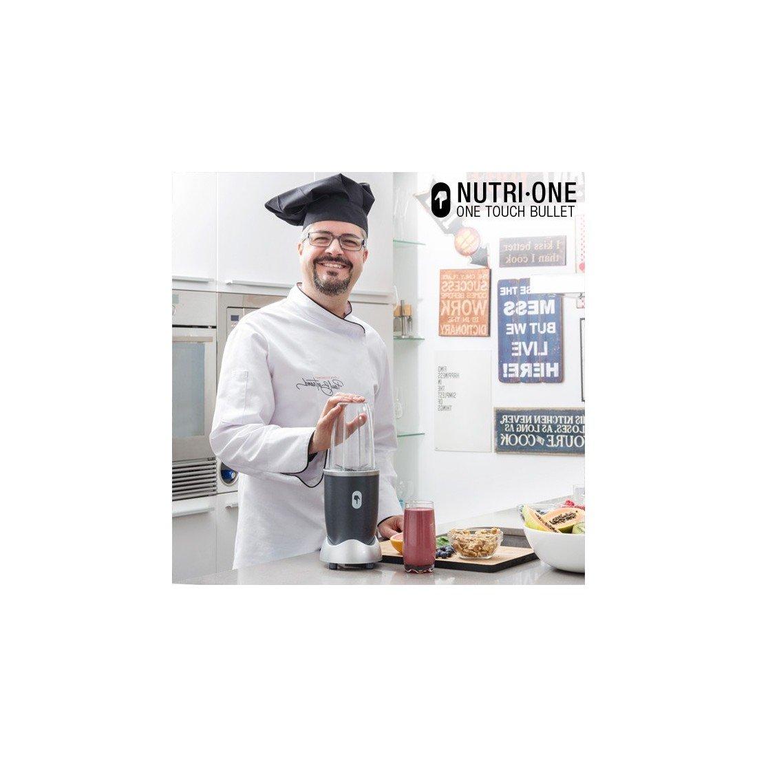 Appetitissime Nutri One Plus - Licuadora con recetario, 600 W ...