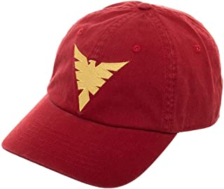 X-Men Dark Phoenix Adjustable Hat
