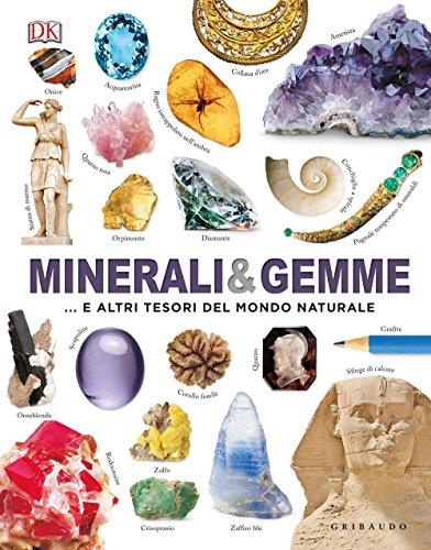 Minerali & gemme... e altri tesori del mondo naturale. Ediz. a colori