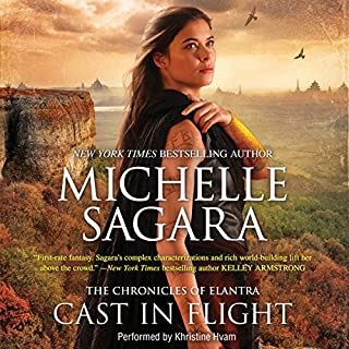 Cast in Flight cover art