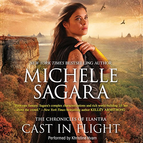 Cast in Flight Audiobook By Michelle Sagara cover art