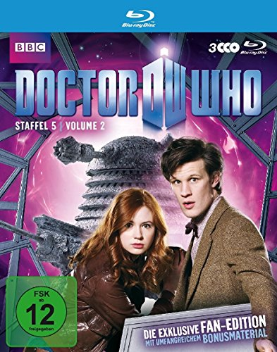 Doctor Who - Staffel 5.2 (Fan-Edition) [Blu-ray]