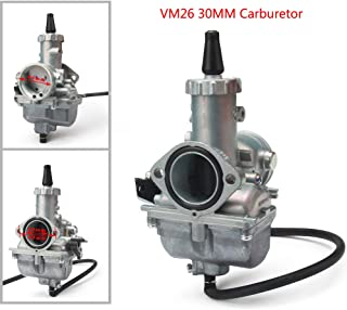 Filtro de Aire para Mini Motor ATV Quad 50//70//90//110//125 CC Viviance ZHVIVY Carburador de carburador de 19 mm