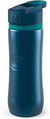 Quokka Stainless Steel Bottle Spring Azurite 600 ml Pack of 2