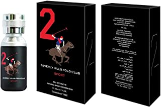 Beverly Hills Polo Club Sport No2 Edt Men 50ml