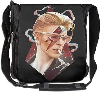 Messenger Bag - David Bowie Shoulder Bag For All-Purpose Use