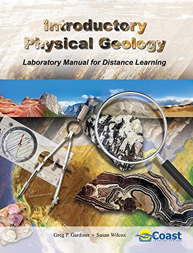 Introductory Physical Geology Laboratory Kit and Manual