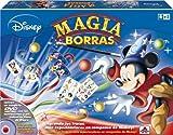 Borras- Magia Edición Mickey Magic, 15 trucos, contiene DVD, a partir de 5 años...