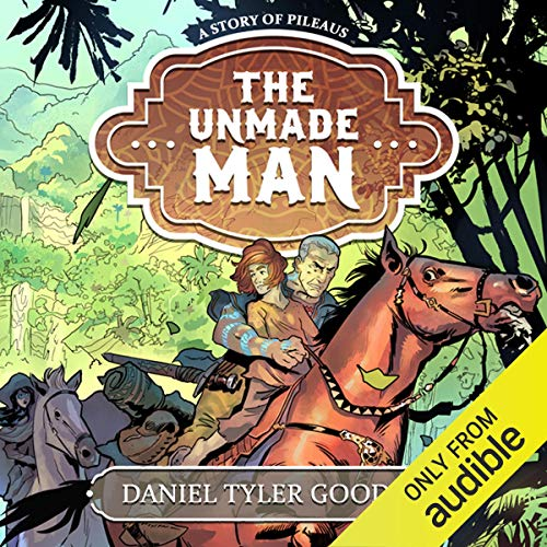 The Unmade Man Audiobook By D.T. Gooden cover art