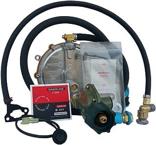 Hutch Mountain New Honda EU2200i Propane, Natural Gas & Gasoline Generator TriFuel Kit