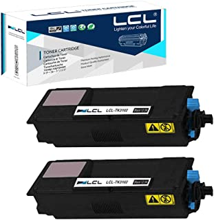 LCL Compatible Toner Cartridge Replacement for Kyocera TK3102 TK-3102 1T02MS0US0 Ecosys M3540idn M3040idn Mita FS-2100DN FS-2100D (2-Pack Black)