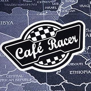 Suchergebnis Auf Für Cafe Racer Aufkleber Magnete Zubehör Auto Motorrad