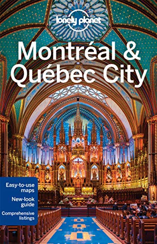 Download Montreal & Quebec City 4 (Lonely Planet) 1743215509