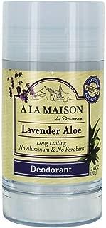 A La Maison Deodorant - Lavender - 2.4 fl oz