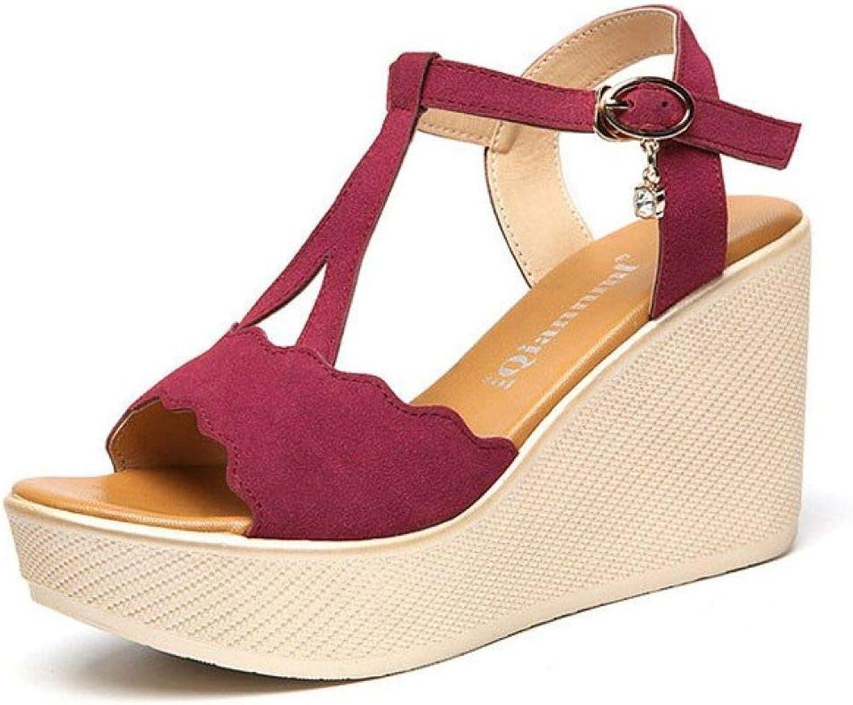 Nat Terry Women Wedge Sandals Platform Peep Toe Female Summer Casual Stylish Outdoor High Heel Sandal shoes