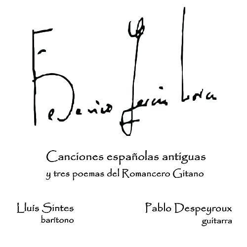 Federico García Lorca, canciones españolas antiguas (mejorada) de ...