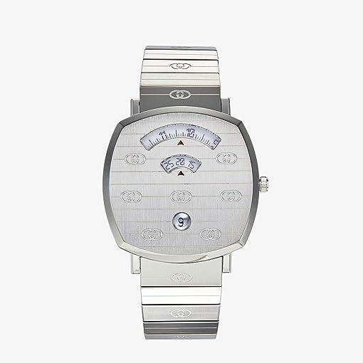 Silver Dial/Silver Bracelet