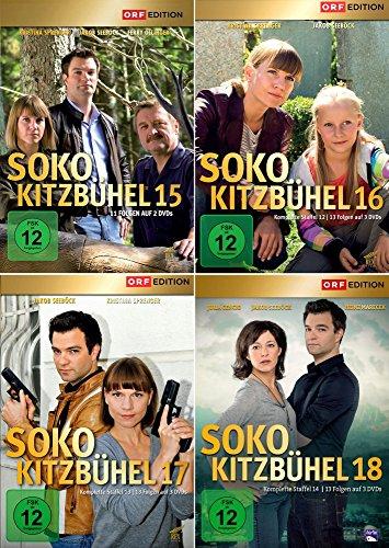 SOKO Kitzbühel - Box 15-18 (11 DVDs)