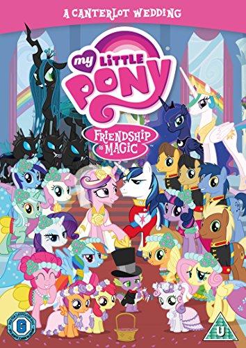 My Little Pony: Friendship is Magic - A Canterlot Wedding